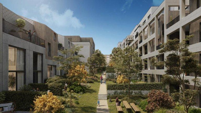 ION Duurzaam ontwikkelen in Leuven | De muurtekening van VIVES City | Nieuwe podcast