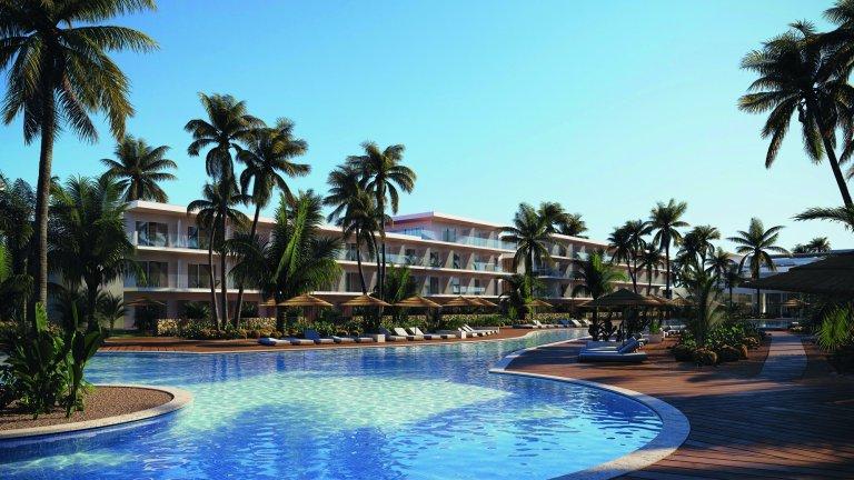Investeer in een luxesuite op Kaapverdië