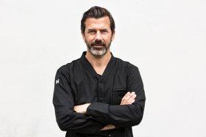 FLYER werkt samen met driesterren kok Andreas Caminada