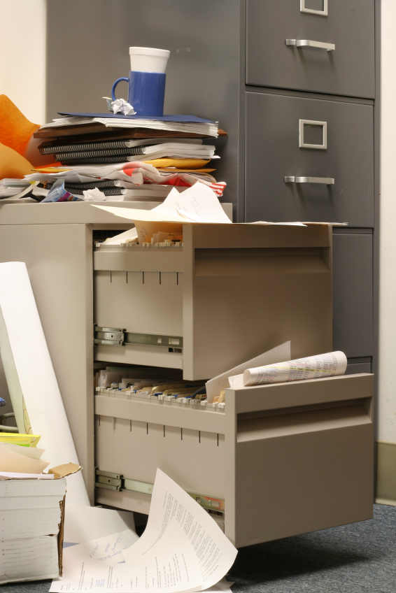 3 Ways Clutter Affects Your Career Executive Resume Services