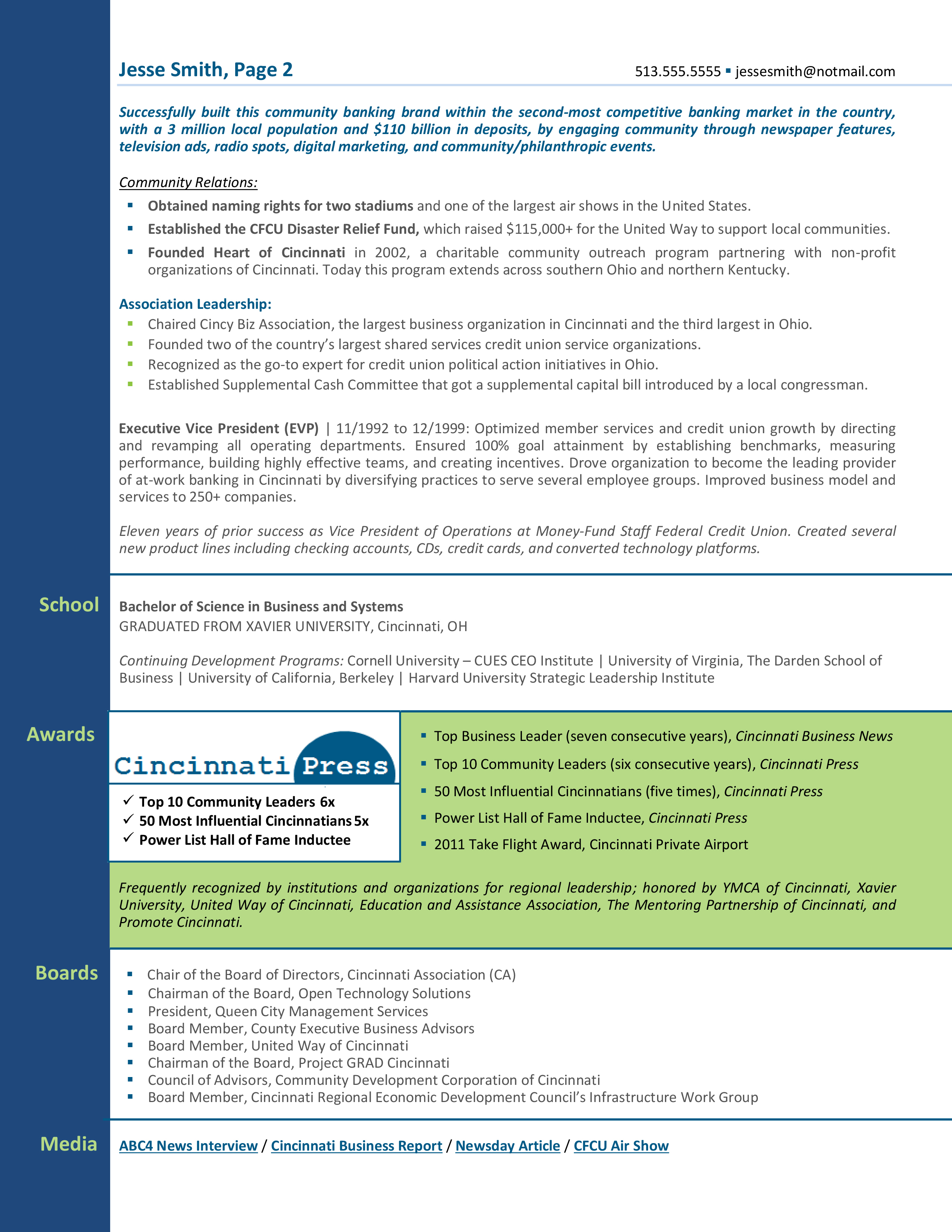 Resumes Online Inc Graphic Resumes Executive Resume Services