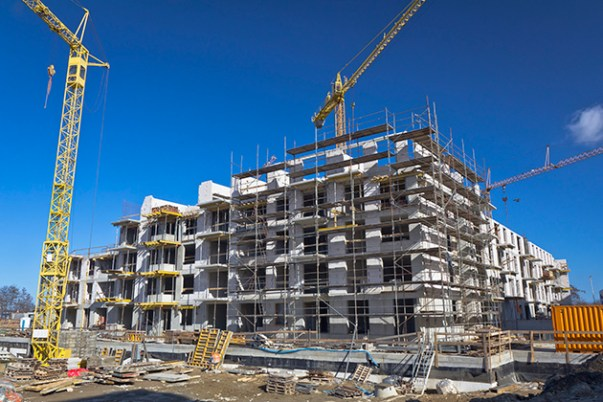 Multifamily steps up to fill the housing gap