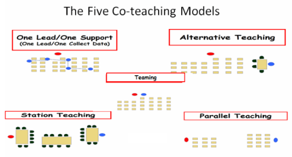 Image result for co-teaching