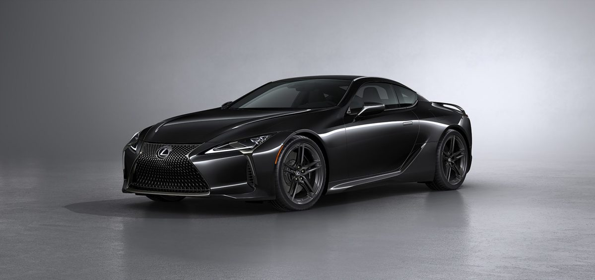 The new 2021 LC 500 Inspiration Series takes the grand-touring coupe to the next level with an aviation-inspired design that will land in dealerships later this winter.