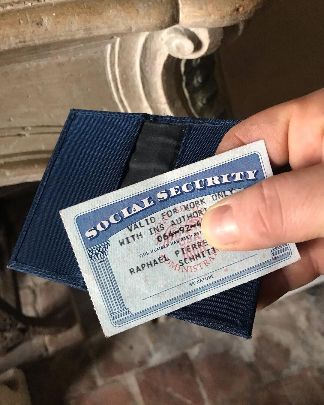 How to get a social security card online