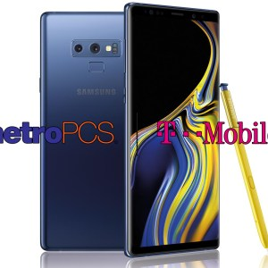 Network Unlock Service Samsung Galaxy Note 9 T-Mobile or MetroPCS