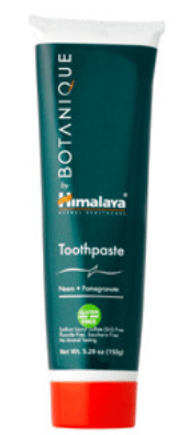 Neem & Pomegranate Toothpaste by Himalaya USA