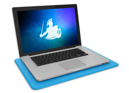 Laptop defender pad