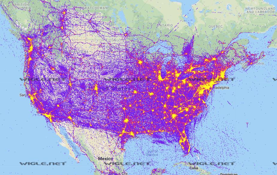 Wifi hotspots 2012 - 17