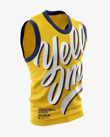 Download Basketball Jersey | Exclusive Mockups for Branding