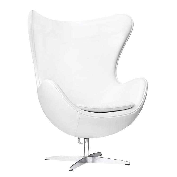 jacobsen egg chair leather mesh desk arne in white