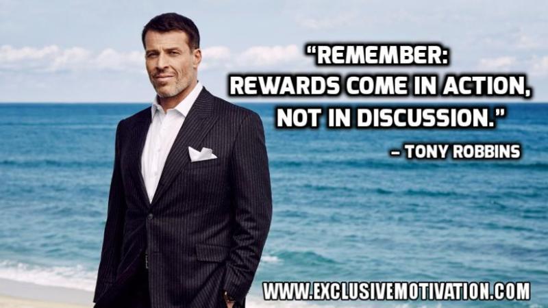 Tony Robbins Picture Quotes