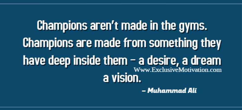 Top 15 Muhammad Ali Picture Quotes