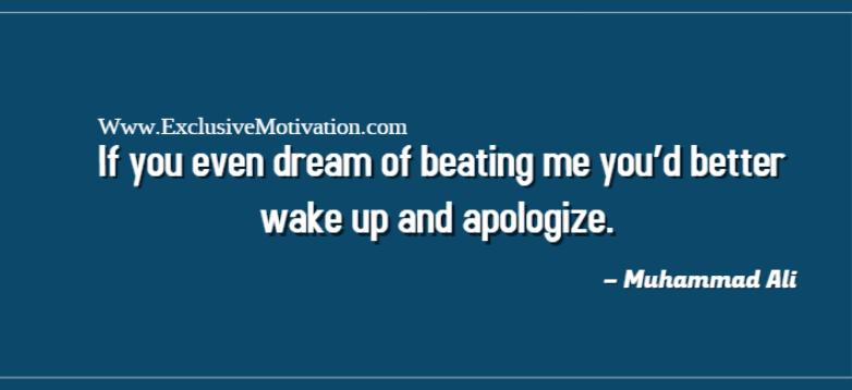 15 Favorite Muhammad Ali Picture Quotes