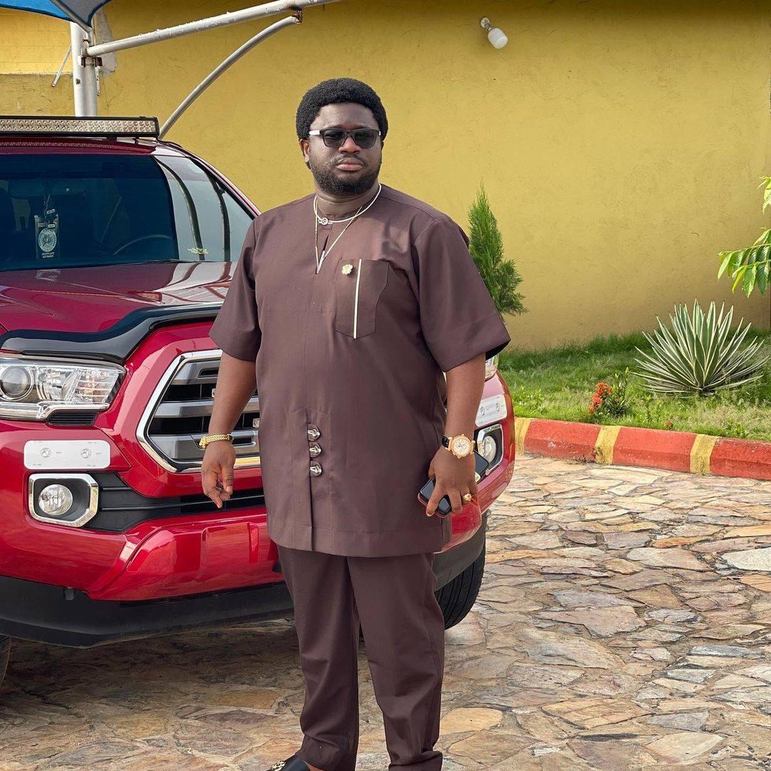 Bishop Kwabena Boakye Asiamah Ajagurajah