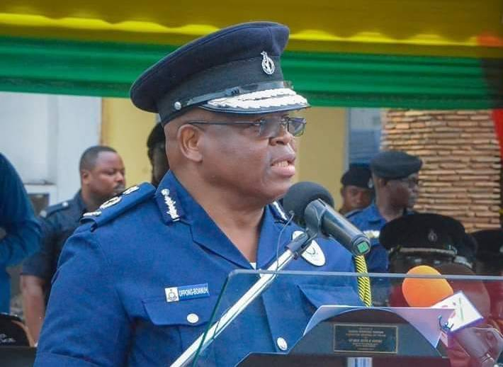 (IGP) Mr.James Oppong-Boanuh