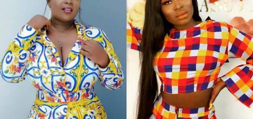 Popular Kumawood Actresses Maame Serwaa And Yaa Jackson