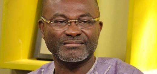 Ken Agyapog Ghana's Politician