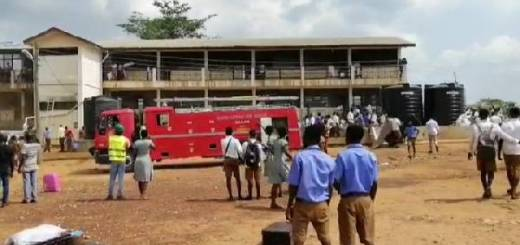 58 infected students cut across 17 schools in the region