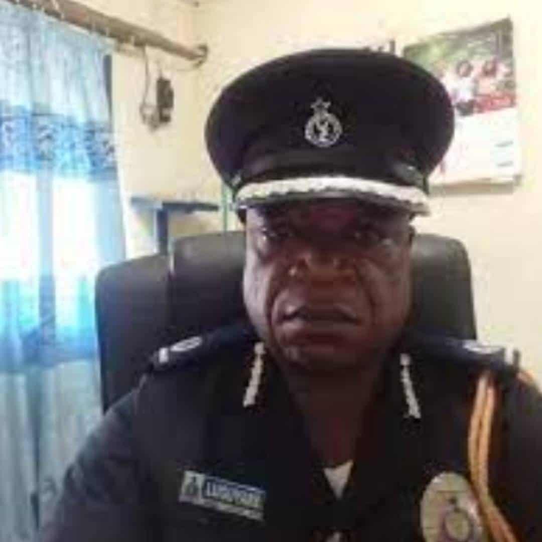 ACP Augustine Luguyare