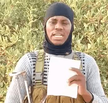 Ghanaian terrorist , Abu Dujana