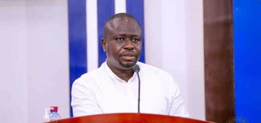 Head of Ghana Statistical Service, Professor Samuel Kobina Annim