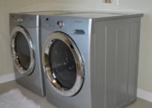 Washing machine and a tumble dryer