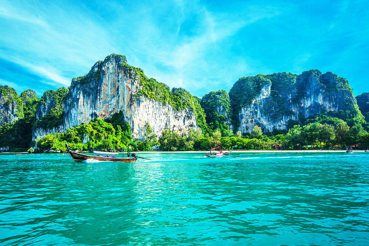12 Day Boutique Small Ship Thailand Islands Cruise With