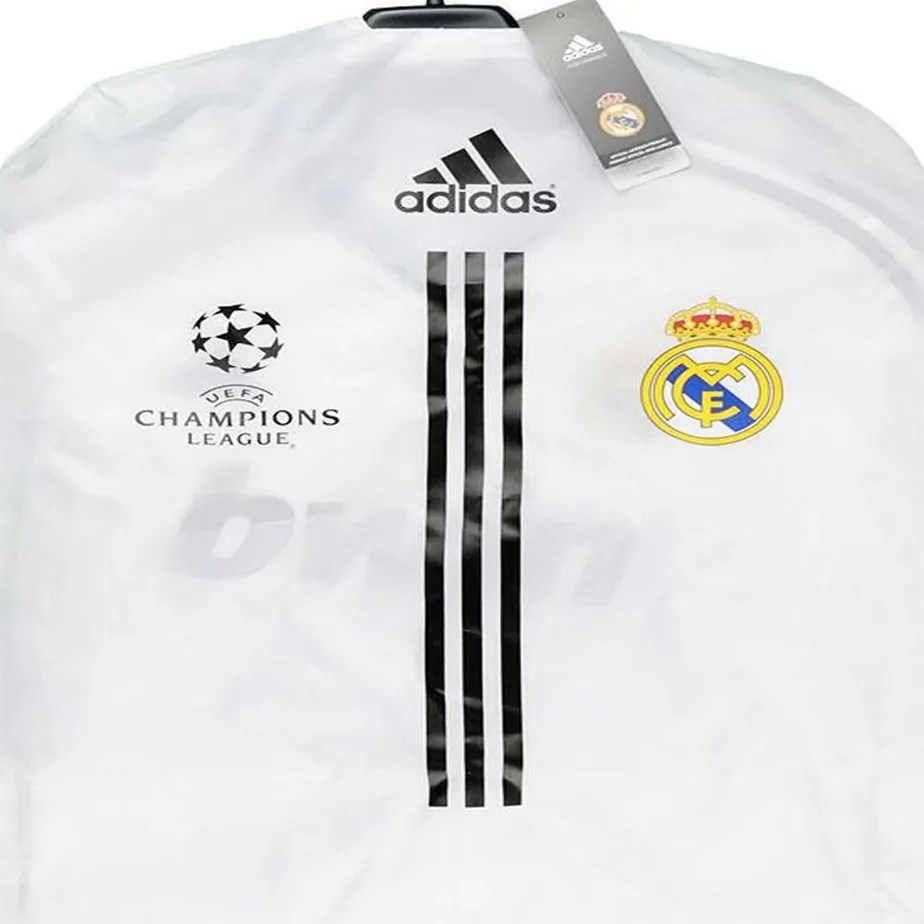 787f338b33b Real Madrid Adidas Childrens Home UCL Football Shirt 2012-13 ...