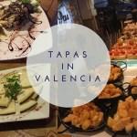Tapas in Valencia