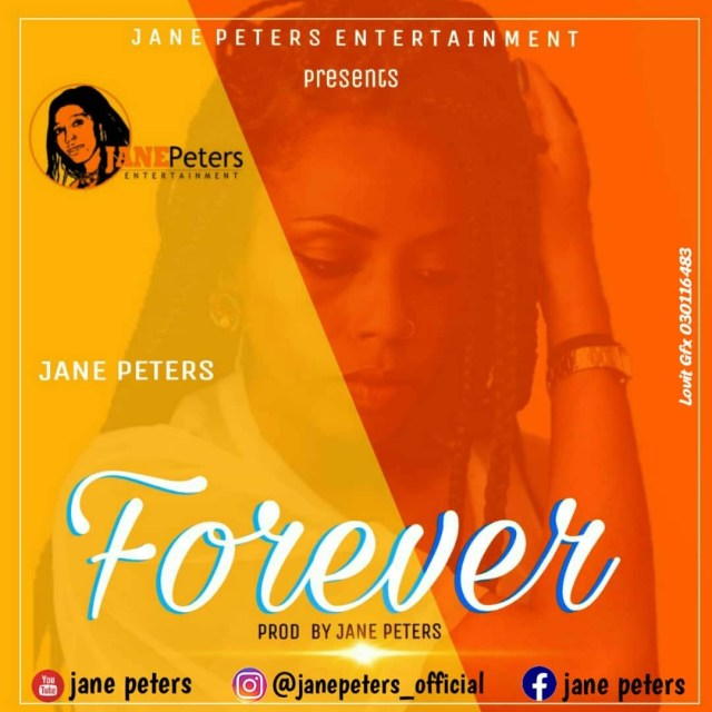 Jane Paters – Forever -(Prod by;Jane Peters)