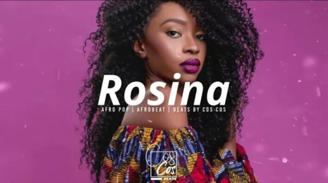 Afrobeat Instrumental 2019 | Rosina | Beats by COS COS