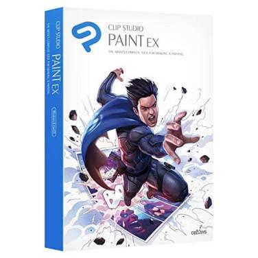 Clip Studio Paint EX Crack + Keygen