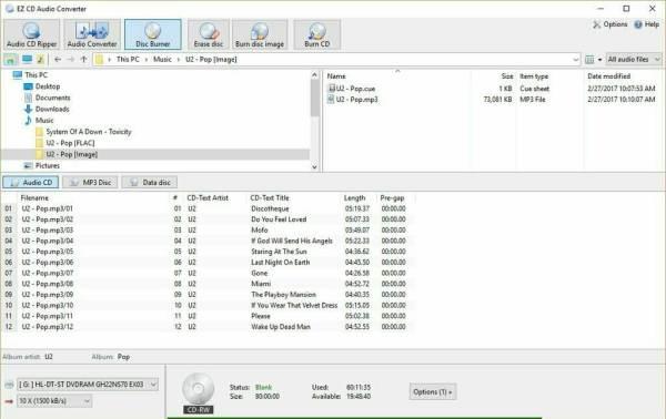 EZ CD Audio Converter Pro Crack + Serial Key