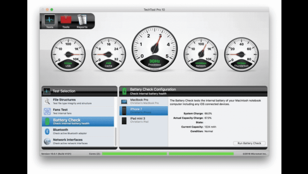 TechTool Pro 12.0.3 Crack With Serial Code Full Free Download (Latest)