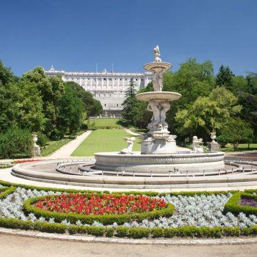Excursión guiada sin colas al Palacio Real de Madrid