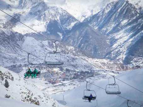 Esquiar en Aragón – Hotel + Forfait Formigal-Panticosa