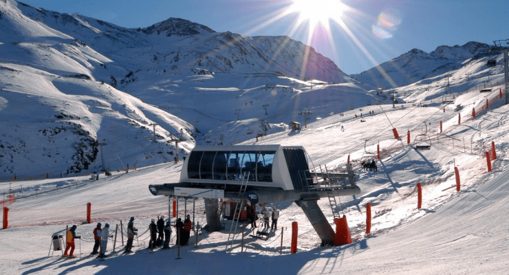 Esquiar en la Cerdanya – Hotel + Forfait en Molina Alp Masella