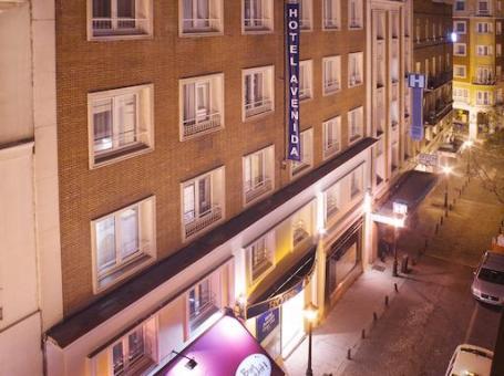 Hotel Avenida Gran Vía***