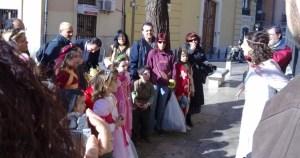 Ruta familiar caballeros y princesas por Valencia