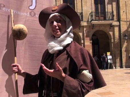 Excursión Tour del peregrino por Oviedo