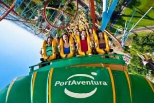 Excursiones desde Castellón a Port Aventura