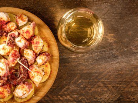 Tour gastronómico por Santiago de Compostela