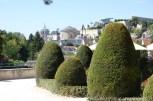 Jardin du chateau du clos lucé leonard de vinci