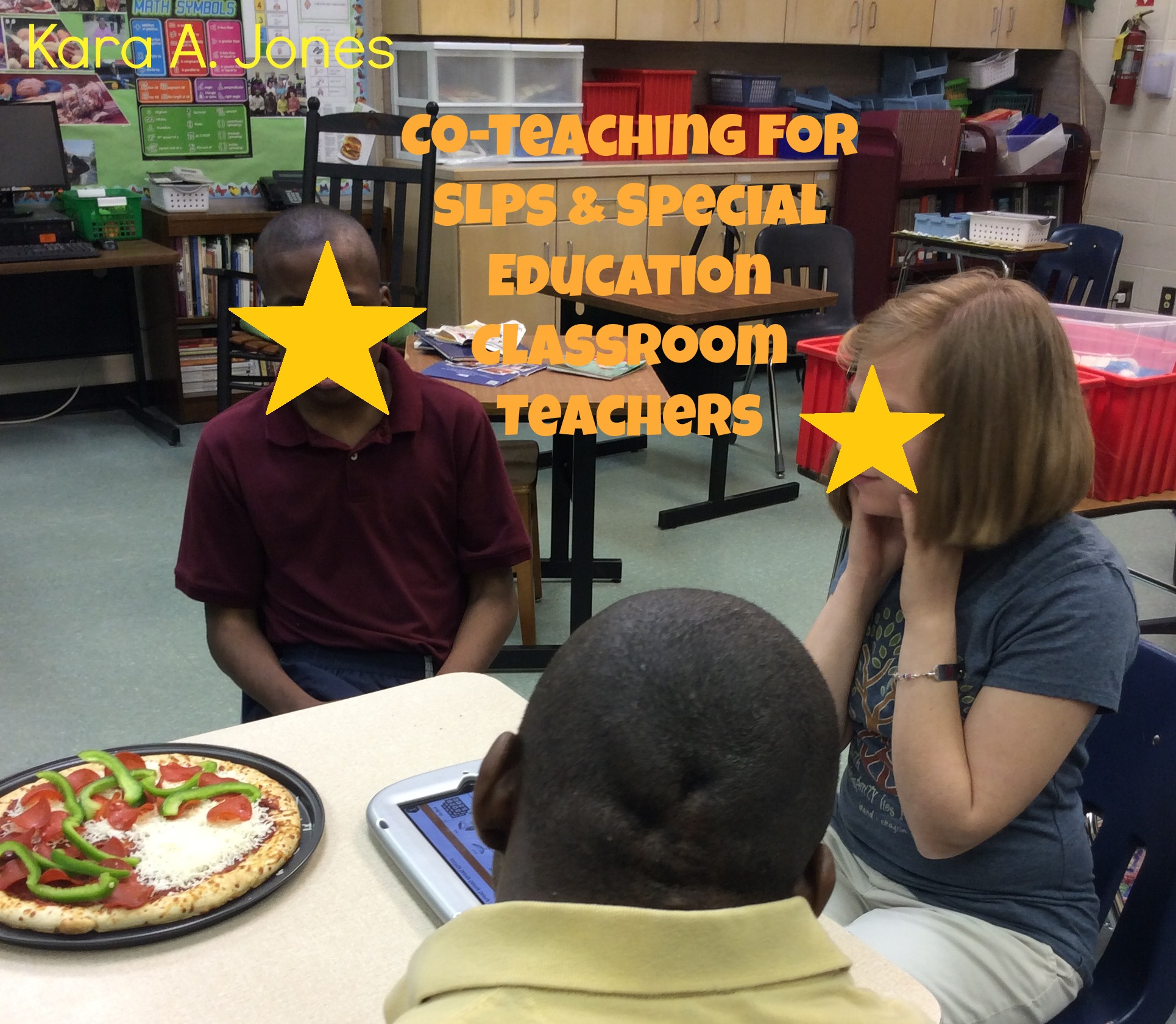 Co Teaching For Slps Amp Special Education Classroom