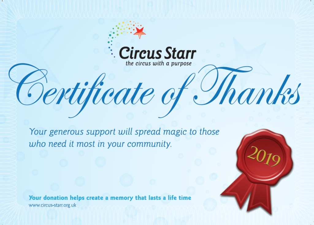 circus-starr-charity-support-exeter