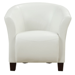 Radford Accent Tub Chair Fuzzy Covers Mikell Barrel Executive Furniture