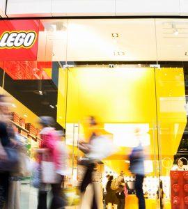 Lego Case Study