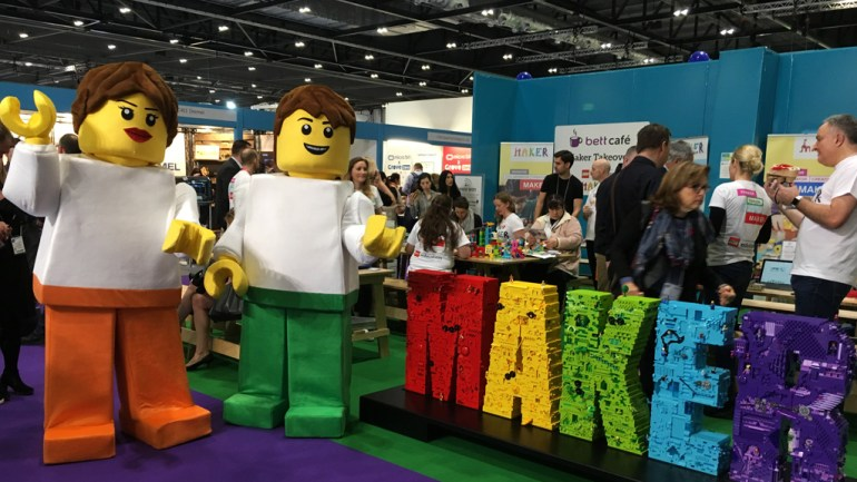 Lego Consumer Show Costumed Role