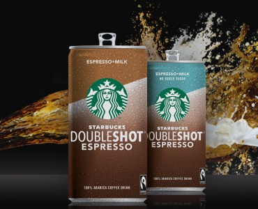 Starbucks Double Shot Sampling